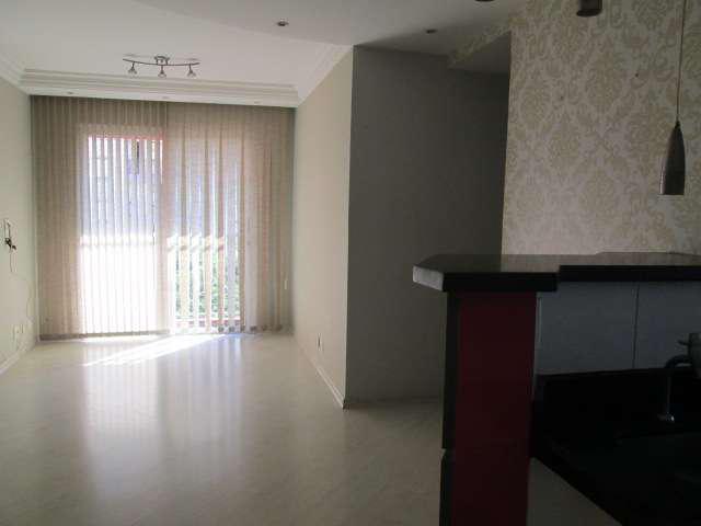 Apartamento com 3 quartos à venda, 63 m² por r$ 270.000