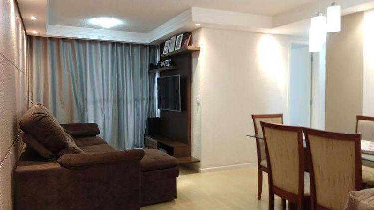 Apartamento com 3 quartos à venda, 69 m² por r$ 235.000