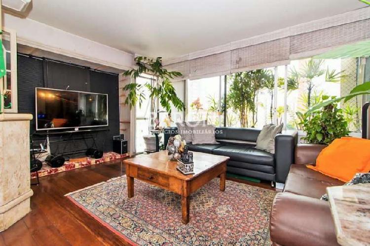 Apartamento com 4 quartos à venda, 210 m² por r$ 1.600.000