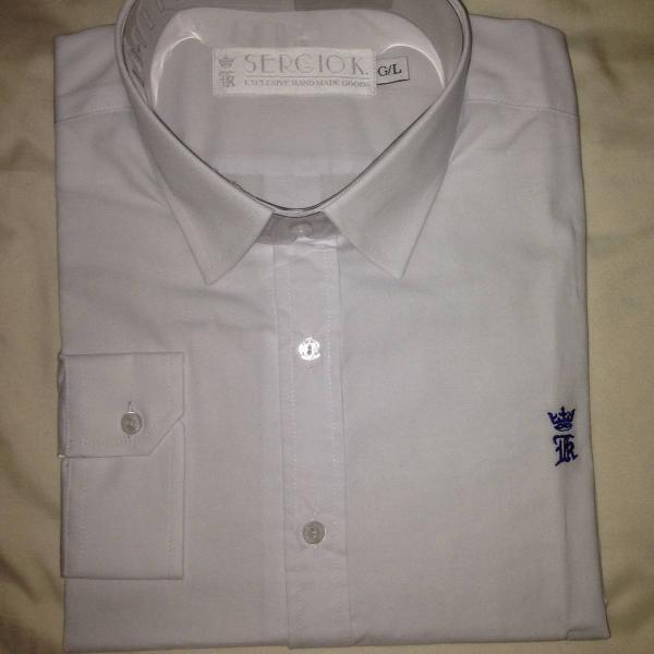 Camisa Manga Longa Sergio K
