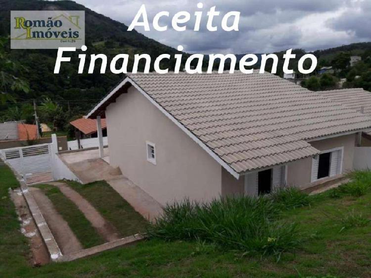 Casa com 2 quartos à venda, 72 m² por r$ 215.000 cod.