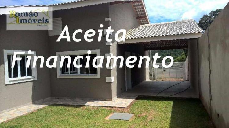 Casa com 2 quartos à venda, 94 m² por r$ 260.000 cod.
