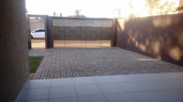Casa com moderno designer arquitetônico