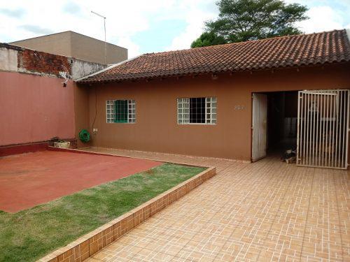 Casa residencial para à venda na rua nossa senhora de