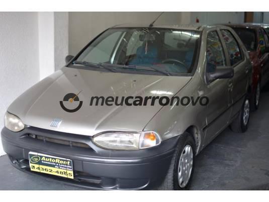 Fiat palio edx 1.0 mpi 4p 1998/1999