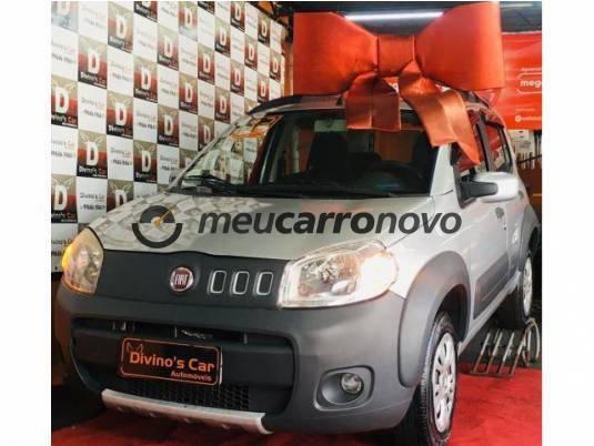 Fiat uno way 1.0 evo fire flex 8v 5p 2011/2012