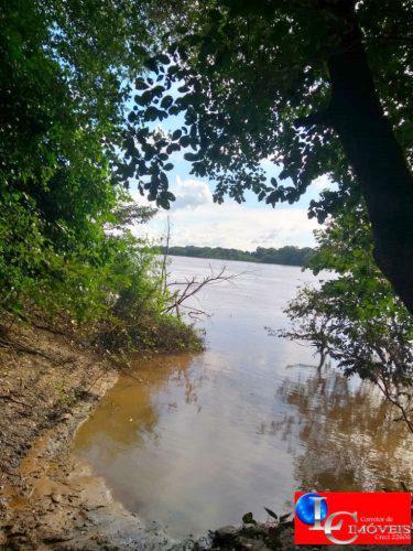 Fazenda em miguel alves com 396hectares, ladeada pelo rio