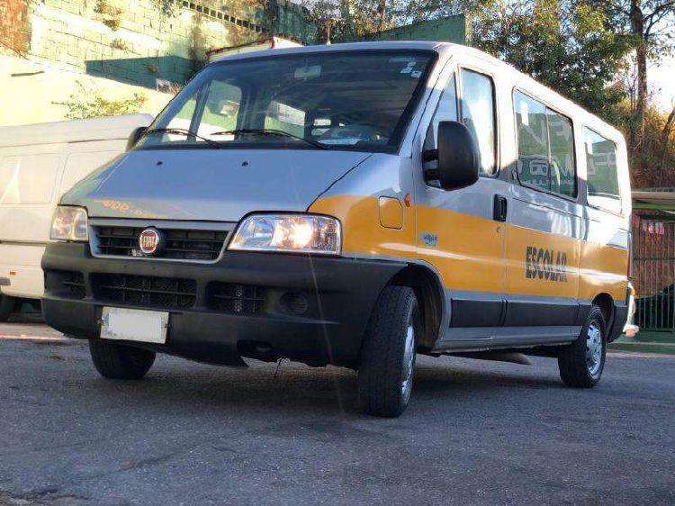 Fiat ducato minibus 2.3 t.alto me diesel