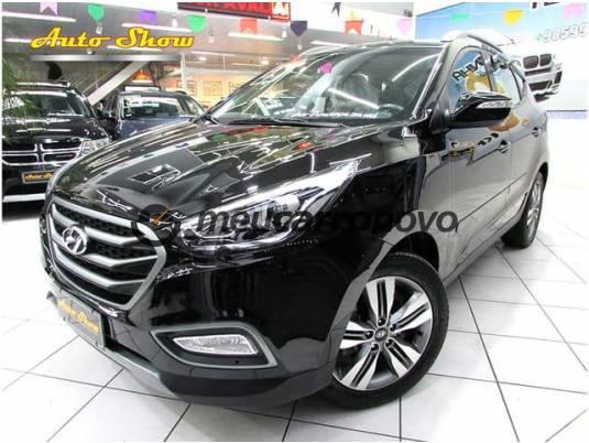Hyundai ix35 gl 2.0 16v 2wd flex aut. 2016/2017