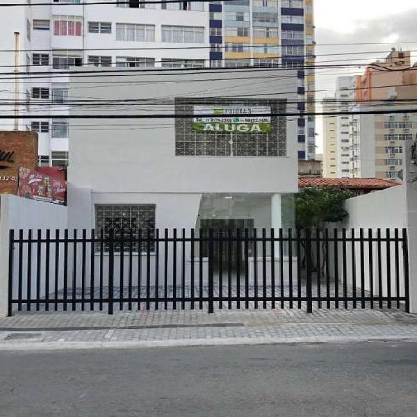Imóvel comercial para alugar, 128 m² por r$ 7.400/mês