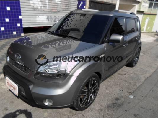 Kia motors soul 1.6/1.6 16v flex mec. 2011/2011
