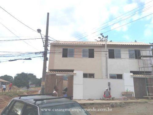 Rj – campo grande – arnaldo eugênio – casa duplex