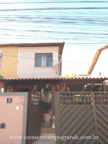 Rj – campo grande – bairro adriana – casa duplex 2
