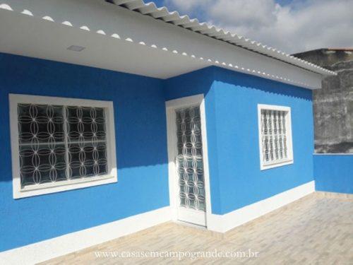Rj – campo grande – casa 2 quartos – 90m2 – 1 vaga