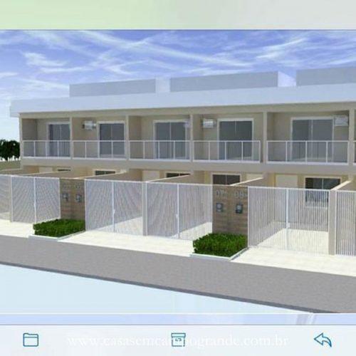 Rj – campo grande – mato alto- casa duplex 2 suítes –