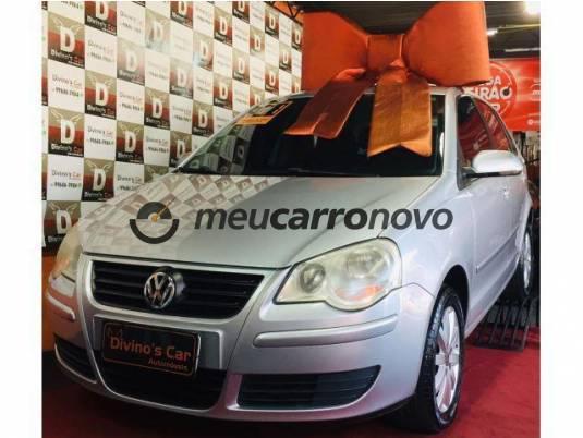 Volkswagen polo 1.6 e-flex 8v 5p 2010/2011