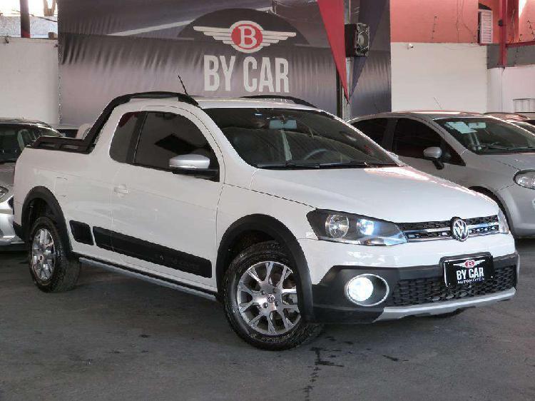 Volkswagen saveiro cross 1.6 mi total flex 8v ce
