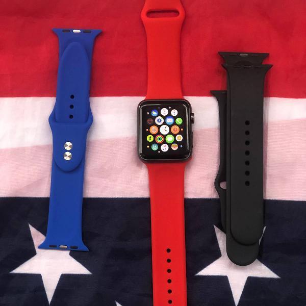 Apple watch 1 serie 1 42mm importado
