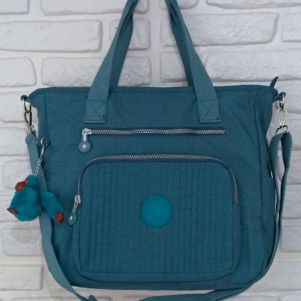 Bolsa azul kipling