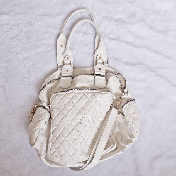 Bolsa branca