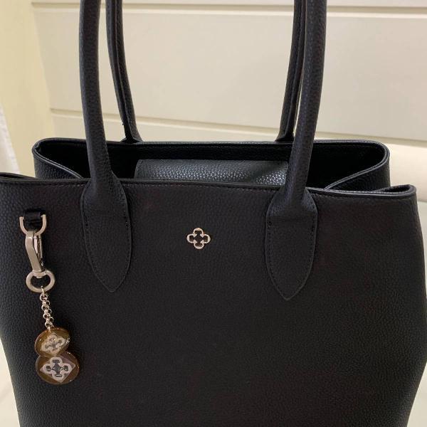 Bolsa capodarte nova é linda!