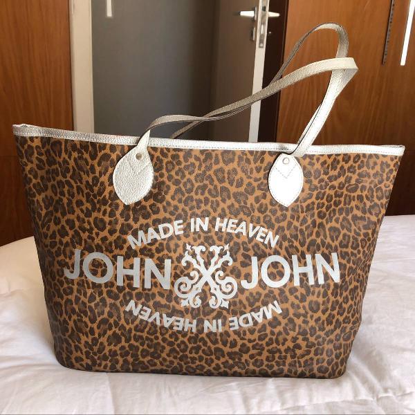 Bolsa de praia john john