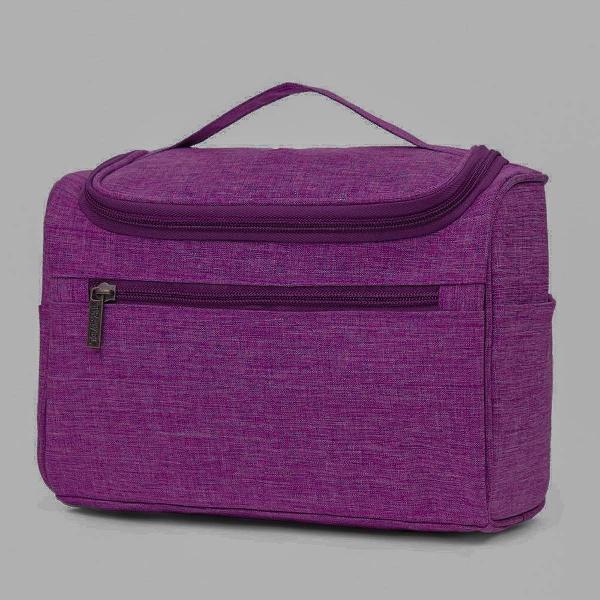 Bolsa necessaire organizadora para viagem wash bag