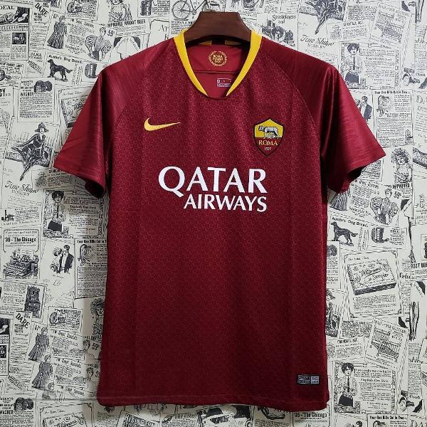 Camiseta nike roma 18/19