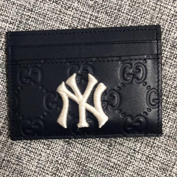 Porta cartão gucci ny