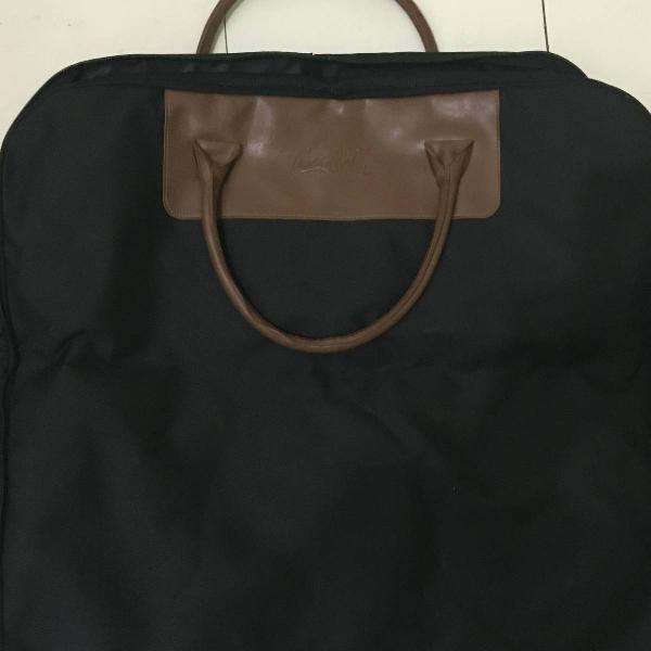 Porta terno/bolsa/maleta de viagem p execuitvos-nova