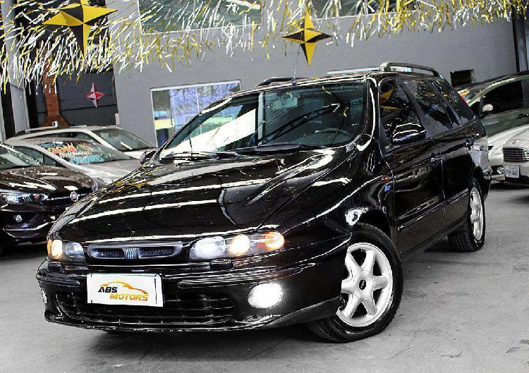 Fiat marea hlx 2.0 20v 4p