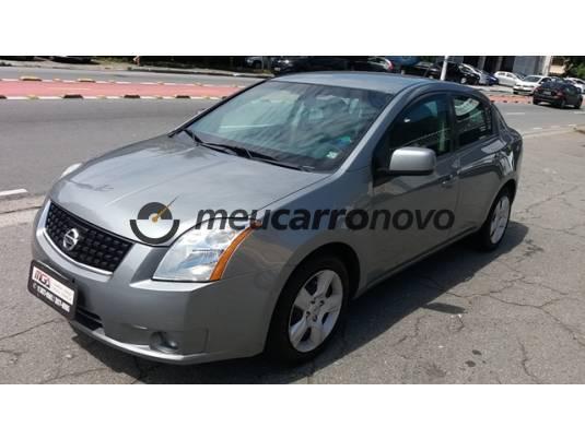 Nissan sentra 2.0/2.0 flex fuel 16v mec. 2009/2009