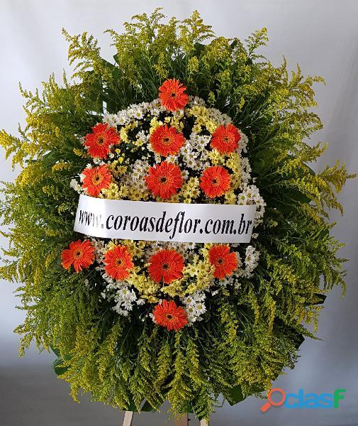 Coroa de flores belo horizonte