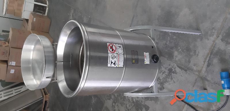 Fritadeira elétrica água e óleo skymsen semi nova
