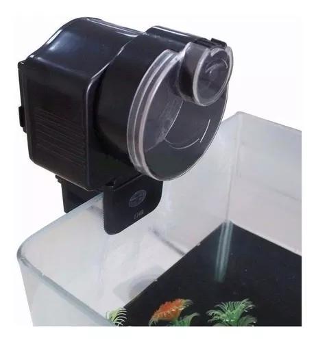 Alimentador automático resun af-2003 à pilha para