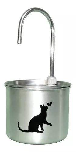 Bebedouro fonte gatos 1,3 l