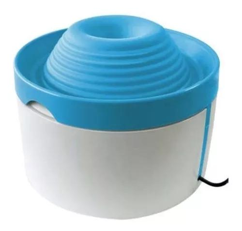 Bebedouro fonte para cães e gatos puripet 2 litros