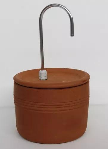 Bebedouro Fonte P/gato Ceramica 4 L - Bivolt