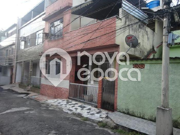 Cascadura, 2 quartos, 1 vaga, 55 m² rua miguel rangel,