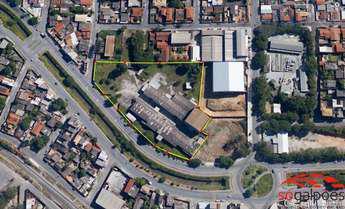 Galpão à venda no bairro laranjeiras, 13877m²