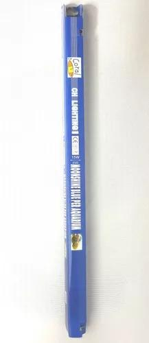 Lâmpada 8w fluorescente tubular 30cm actínica uva bl t5
