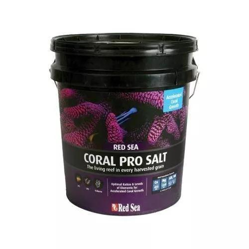 Red sea sal coral pro nova formula 7 kg aquario marinho
