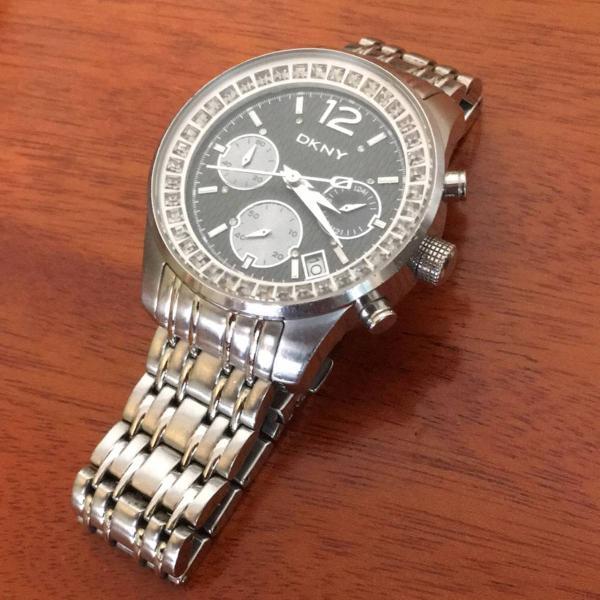 Relógio DKNY Feminino Aço