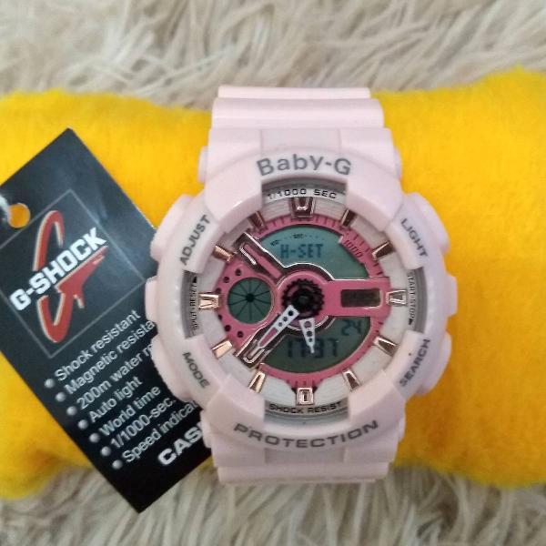 Relógios baby-g feminino importado
