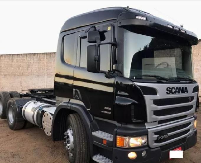 Scania p360 6x2 2013 leia o anuncio