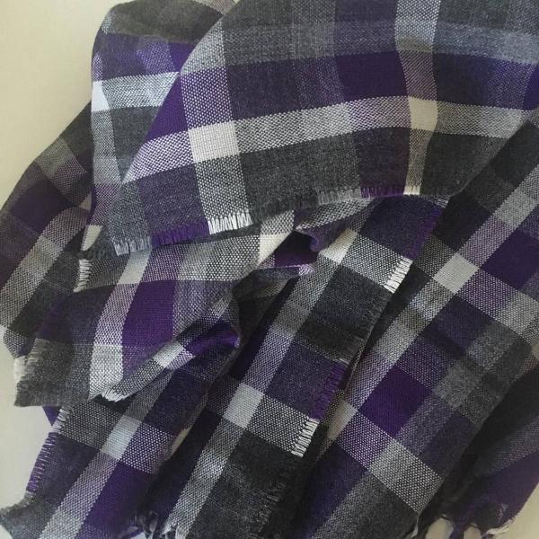 Cachecol purple (rain)