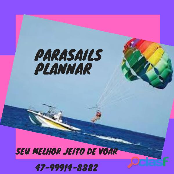 Paraquedas puxado p lancha ou jetski