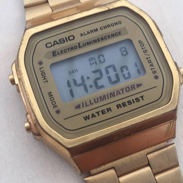 Relógio casio a168