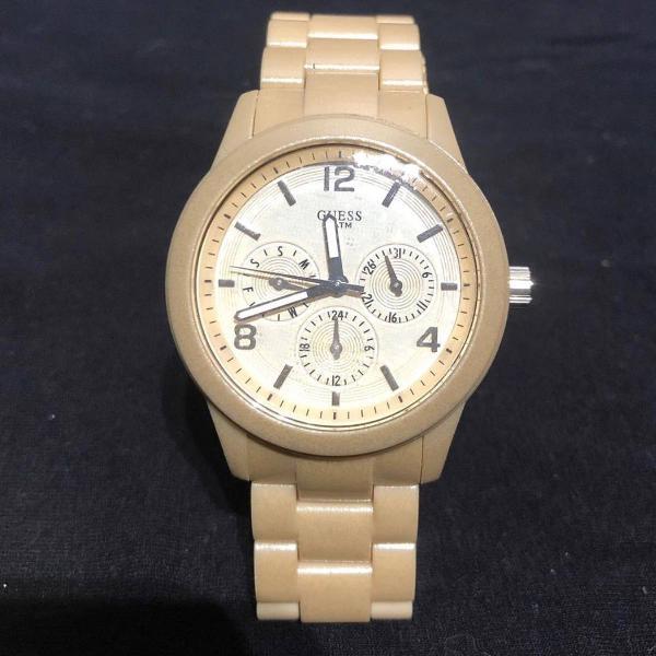 Relógio guess original modelo w12102l1