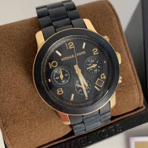 Relógio mk original preto